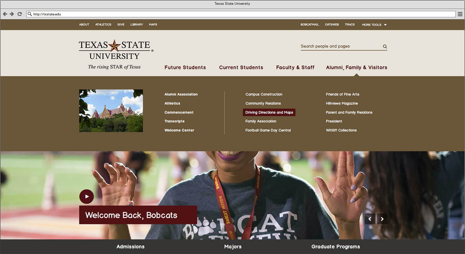 Texas State homepage   Recent work   Michael Edelstone